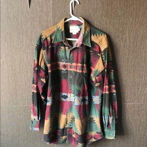 Woolrich Flannel pattern